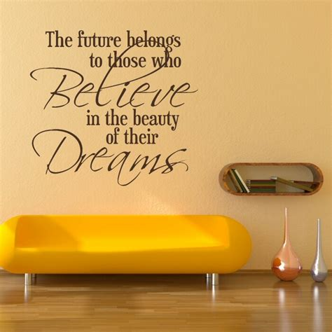 wall stickers inspirational quotes wall inspirational quotes quotesgram