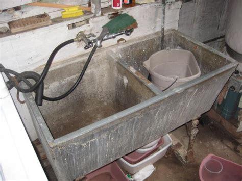 old cement laundry concrete laundry sinks ideas