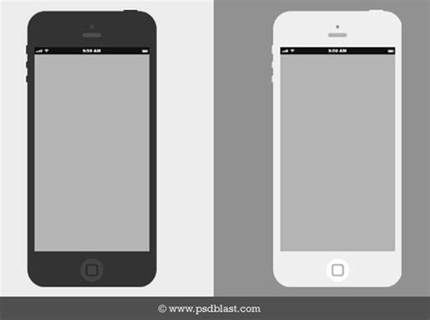 Mobile App Mockup Template Business App Mockup Template