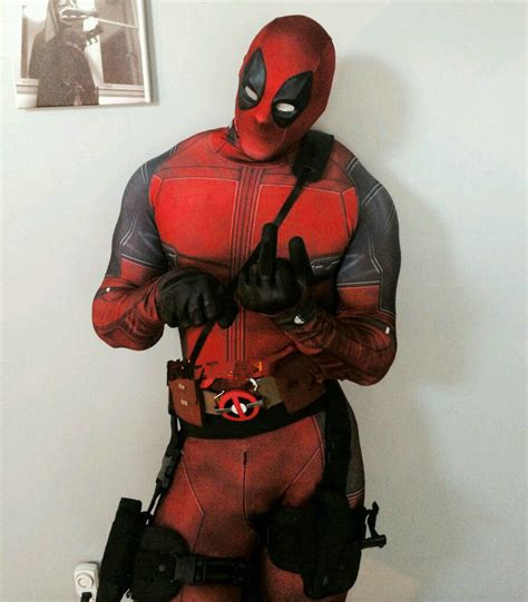 disfraces dead pool deadpool traje compra lotes baratos de deadpool traje de