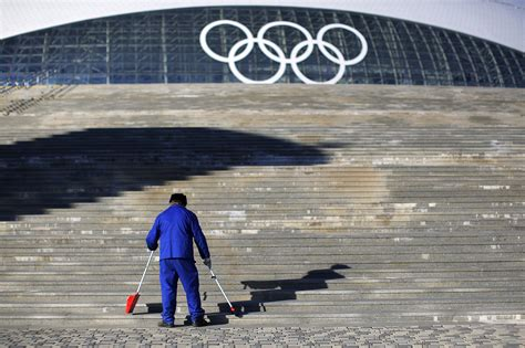 sochi problems in pictures despite unfinished