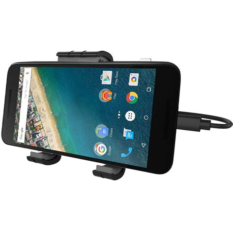 Usb Nexus kidigi car mount holder usb type c cable nexus 5x