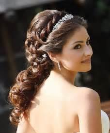 peinados semirecogidos aquimoda com vestidos de boda
