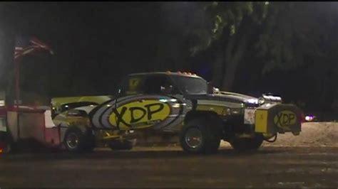 xdp pulling truck
