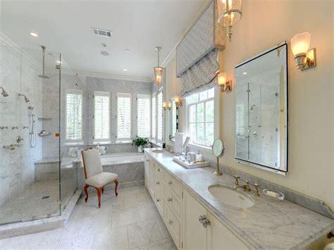 Salle De Bain Marbre Design by Carrara Marble Bathroom Designs Luxury Bathroom White