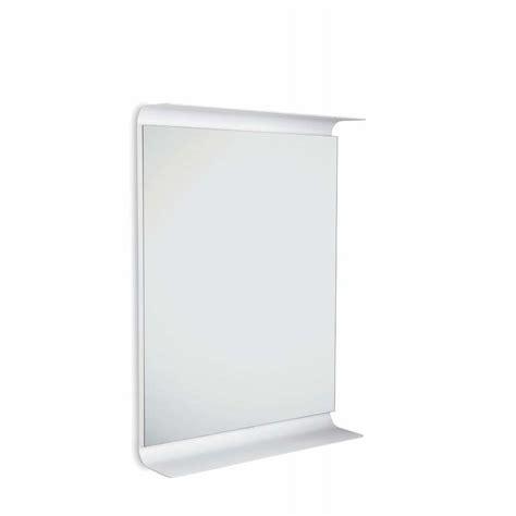 mensola con luce specchio con luce led e mensola in promozione planetcasa it