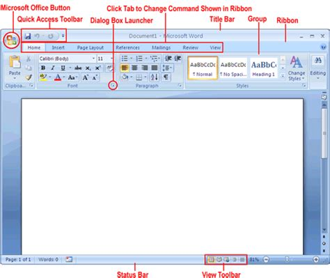 What Is Ms Office Word Microsoft Word Hint And Tips Ediaro