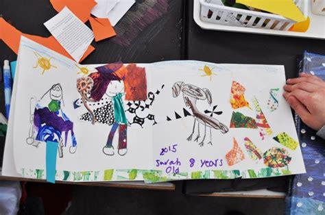 Handmade Childrens Books - handmade books carle museum