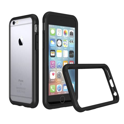 0 iphone 6 plus rhinoshield crashguard 2 0 bumper for iphone 7 7 plus 6s 6 se 5s 5 ebay