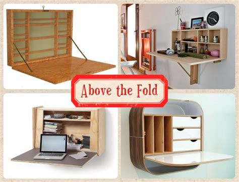 best 25 folding desk ideas on room saver