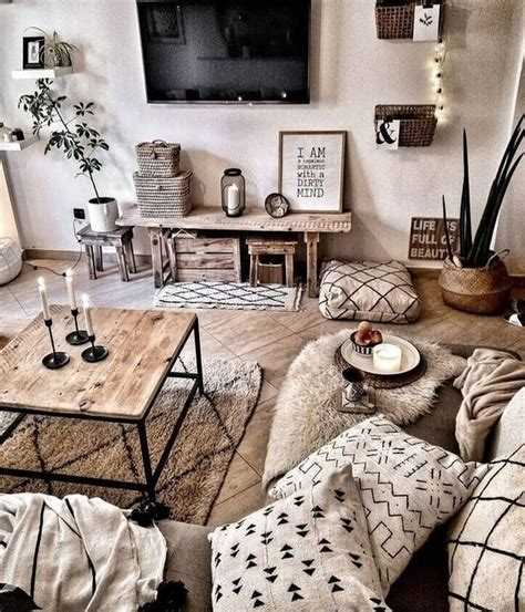 Apartment Living Room Ideas by 8 Cozy And Rustic Living Room Ideas For Daily