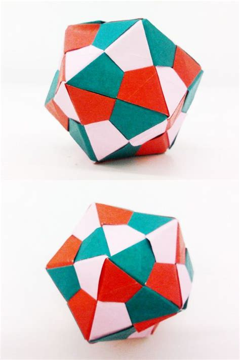 Modular Geometric Origami - the world s catalog of ideas
