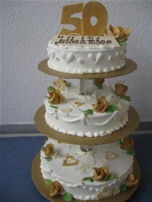 Goldene Hochzeitstorte by Galerie Kategorie Hochzeitstorten Bild Goldene