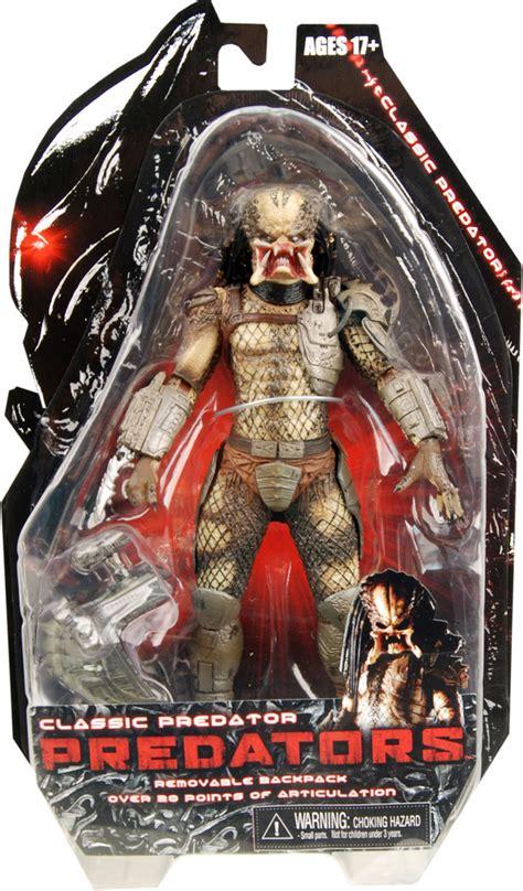 Email Neca Predator Classic Appearance Figure neca preview images of predators series 1 update