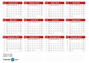 Calendã Janeiro 2018 2018 Calendar