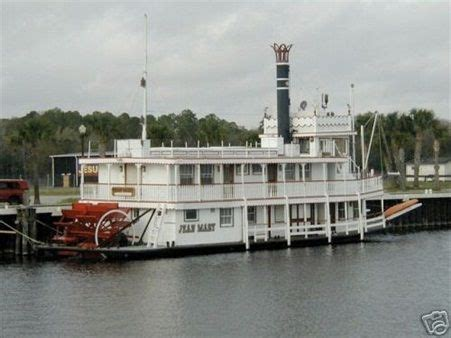 jean mary paddlewheel boat 1983 sternwheeler 25 x 87 boats yachts for sale