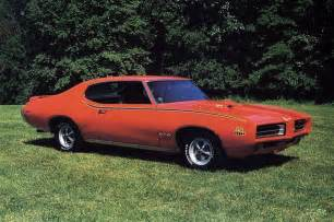 Pontiac Judge Gto 1968 Pontiac Gto Judge Classic Car Pictures