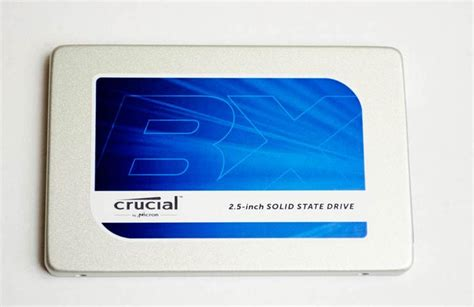 Memory Crucial Bx100 500gb crucial bx100 ssd review play3r