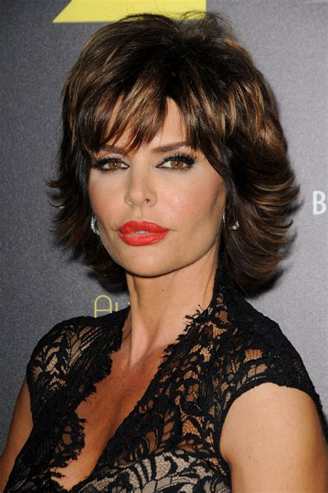 how does lisa rinnsblow dry her hair lisa rinna as billie reed dool beauty is in the eye