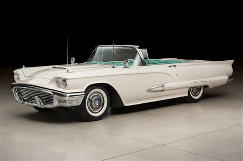 classic cars convertible all american classic cars 1959 ford thunderbird 2 door