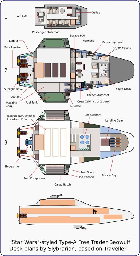 star wars ship floor plans 212 best images about deckplans starship on pinterest