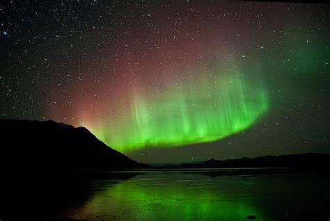 northern lights sun l new aurora pictures quot severe quot sun storm brightens skies