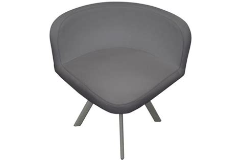 table chaises 90 gris ipnoz design pas cher sur sofactory