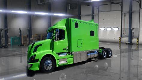 Volvo Sleeper by Volvo Vnl670 Lagcy Sleeper By Aradeth For Ats V1 4 Truck