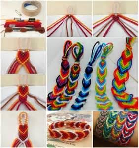 diy crafts 16 easy diy bracelet tutorials