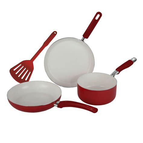 ceramic induction milk pan wama 3pcs non stick ceramic set tawa fry pan milk pan with spatula wmcs 02 price buy