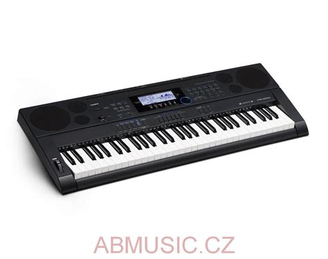 Keyboard Casio 5 Oktaf kl 193 vesov 201 n 193 stroje keyboardy casio ctk 6000 keyboard abmusic cz