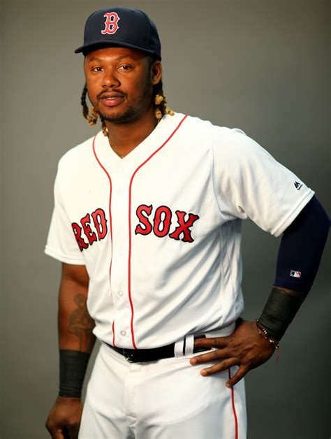 hanley ramirez in boston sox photo day zimbio