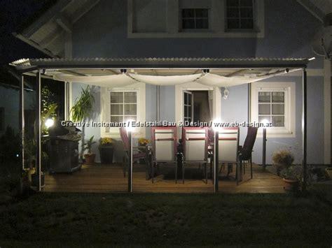 beleuchtung terrasse 220 berdachte terrasse mit beleuchtung