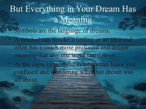 Dream Themes Meaning | dream interpretation