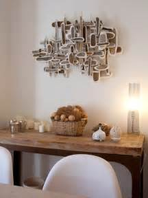 Dining Room Art Ideas driftwood art houzz