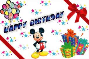 mickey mouse birthday cards gangcraft net