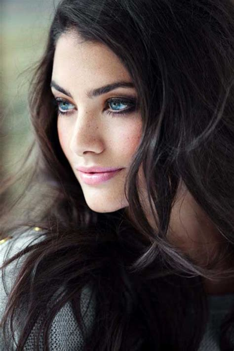 women with dark hair pics 30 best hairstyles for girls with long hair long