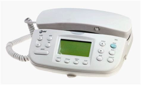 att  clock radio corded phone  caller id