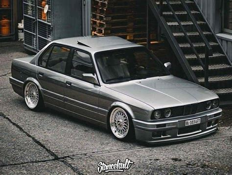 stance bmw e30 bmw e30 3 series grey stance tolle autos