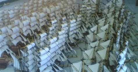 layout miniatur adalah miniatur kapal kerajinan tangan kapal titanic