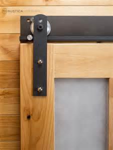 rustic barn door track configure