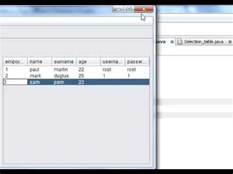 java netbeans sqlite tutorial text workbench 6 serial videolike