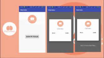 android dialog create custom dialog with image android simple