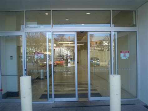 Automatic Sliding Glass Door Automatic Sliding Doors Glass Door