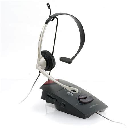Headset Telepon plantronics s11 telephone headset system