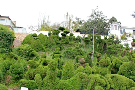 Garden San Diego by Secret Edna S Topiary Garden In San Diego Socal Field Trips