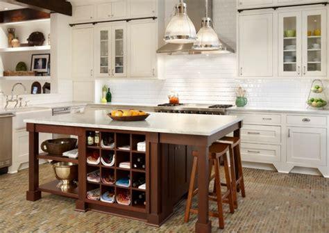 Kitchen Island Storage Design 40 kitchen island designs ideas design trends