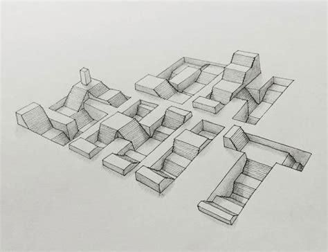 3d typography amazing 3d typography experiment by wilson