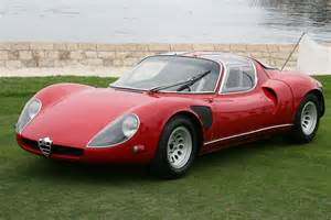 Alfa Romeo 33 Stradale For Sale Alfa Romeo 33 Stradale S N 75033 104 2006 Pebble