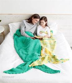 knitted mermaid mermaid knitted sack blanket allfreeknitting